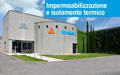 La posa corretta delle membrane impermeabilizzanti e degli isolanti con sistemi conformi le norme UNI