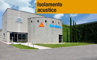 Isolamento acustico degli edifici dalla progettazione alla corretta posa in opera