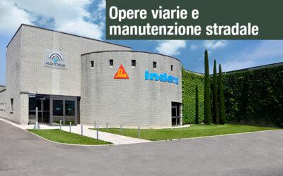 La gestione della manutenzione stradale ed infrastrutturale  con materiali ad elevata durabilità