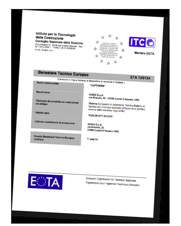 certificato etag